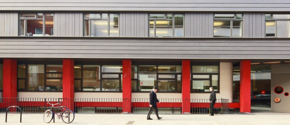 Serviced offices in Farringdon