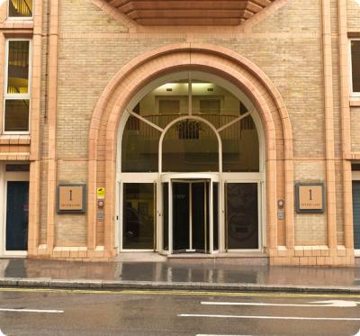 1 fetter lane holborn offices for Bureau fetter lane