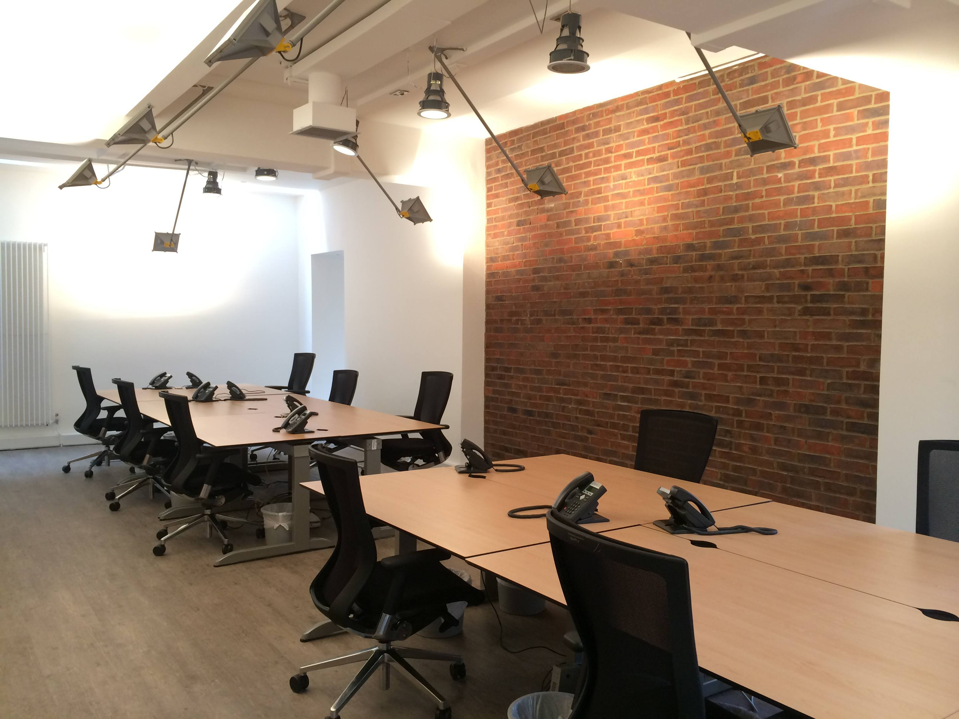 serviced offices in Holborn